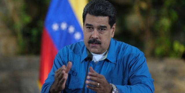 """Nicolás Maduro: """"Vamos a la independencia económica"""""""