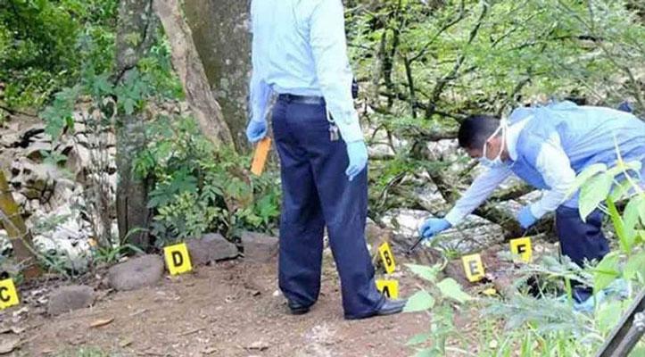 Matan a dos hombres de varios disparos y abandonan sus cuerpos en un monte en La Guajira