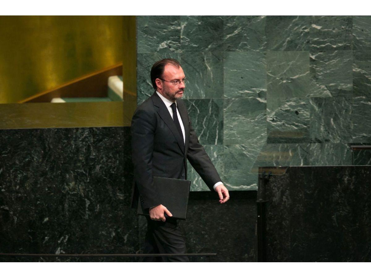 México pide a la ONU que proteja a sus inmigrantes en EE UU