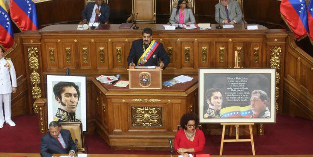 Nicolás Maduro acudirá este jueves a la Asamblea Constituyente