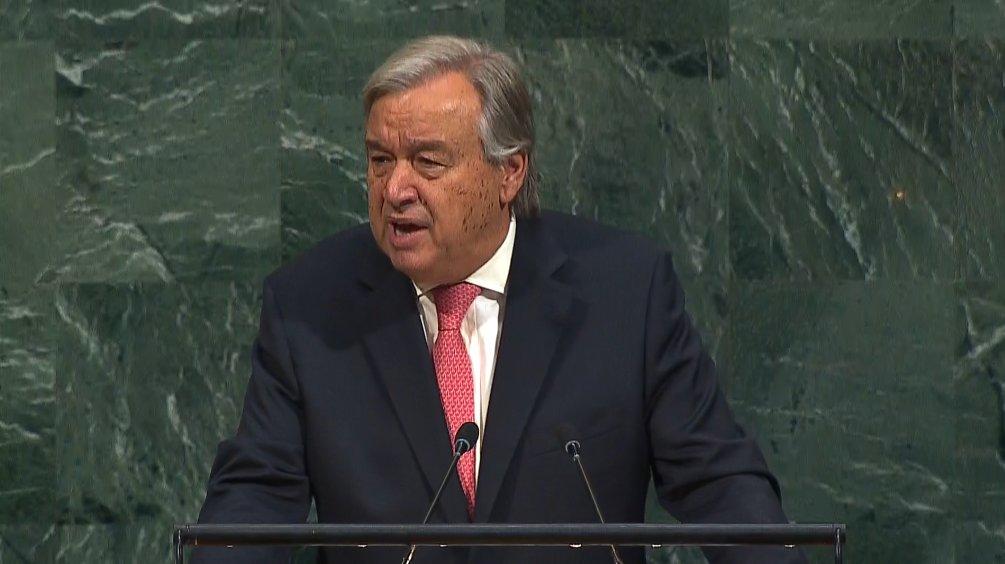 Organización de Naciones Unidas creará Oficina Antiterrorismo