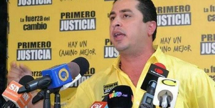 PRIMARIAS | Candidato perdedor en Aragua cargó contra Ismael García y la comisión electoral