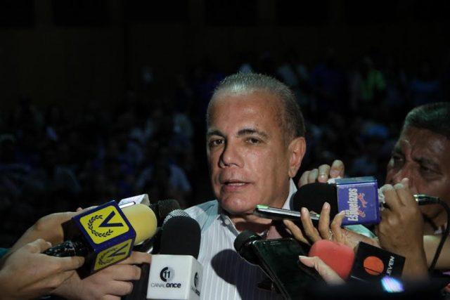 """Rosales reconoció el triunfo del candidato Juan Pablo Guanipa: """"Nosotros reconocemos que nos vencieron pero seguimos en la lucha"""""""