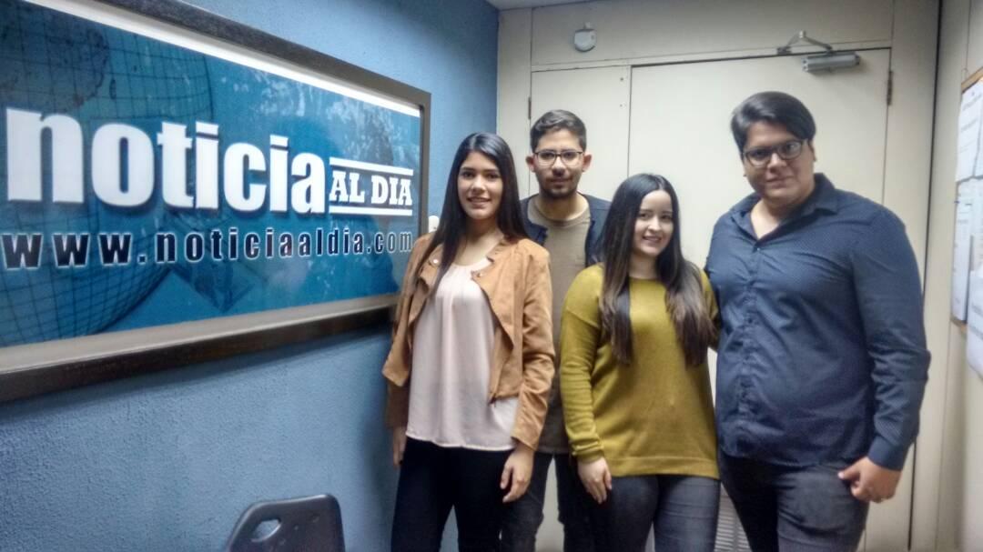 """Santidad realiza el lanzamiento de su primera producción discográfica, """"Por tu gracia"""": Mañana en el Bellas Artes"""