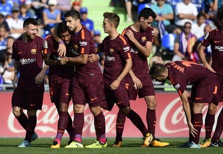 Sin Neymar ni Dembelé Barcelona busca replantear su ataque