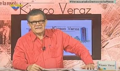 Earle Herrera renunció a su cargo en la Asamblea Constituyente (+Video)